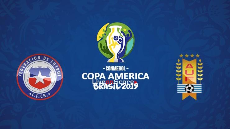 chile vs uruguay - photo #31