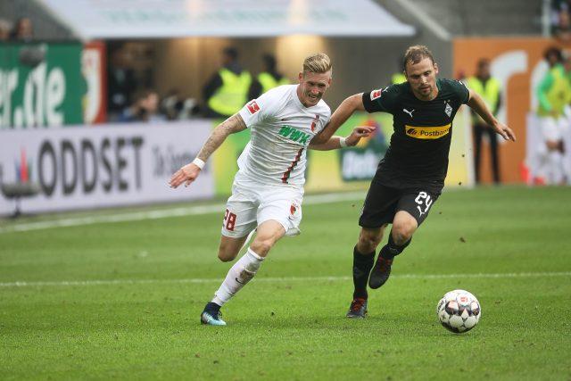 FC Augsburg vs. Borussia Mönchengladbach, 2.Spieltag,